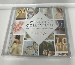 CLASSIC FM - THE WEDDING/CEREMONY COLLECTION CD  NEW & SEALED