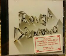 ROUGH DIAMOND/CD/ URIAH HEEP'S DAVID BYRON W/Clem Clempson/Humble Pie/Colosseum