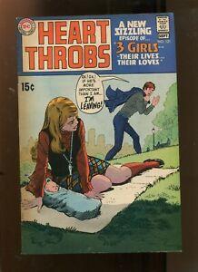 HEART THROBS #121 (6.5) EPISODE 20 1969