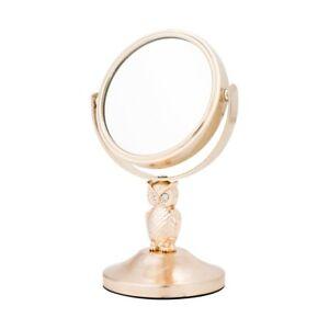 Danielle - Mini Mirrors - Owl - Gold - 4X