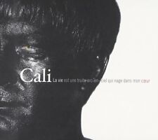 La vie est une truite arc-en-ciel qui nage dans mon cœur - CALI - CD NEUF sous b