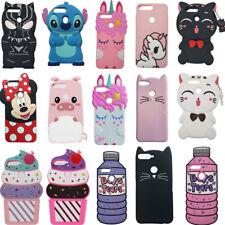 3D Stitch Unicorn Minnie Phone Case For iPhone X XS Max XR 5 6 7 8 Samsung S8 S9