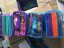 42Pcs Flexible Sponge Flexi Twist Hair Curl Bendy Rollers Dip Hair Curling Rods