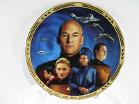 Star Trek: *Yesterdays Enterprise* Plate # 0753-A  W/CERT