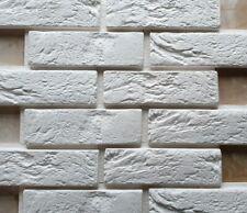Decorative Brick Slips With Ready Joint 3D Polyurethane Mould Concrete Plaster