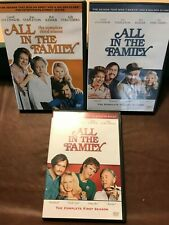 All in the Family - Seasons 1, 2, and 3 - DVD Full Screen Format -