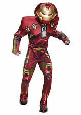 Adult Deluxe Hulk Buster Iron Man Avengers 2 Costume -  Standard Size up to 44