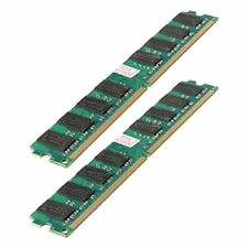4gb(2x2 Gb)memoria Memory RAM Pc2 5300 667mhz Ddr2 240pines for AMD PC High D SX