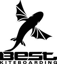 Best kite surfing vinyl decal sticker power kite vw jdm sticker kitesurfing