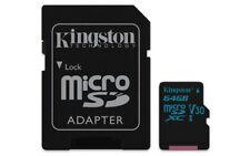 Tarjeta de memoria Kingston Sdcg2 64GB Mnp-ean