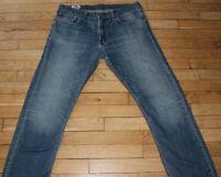 LEVIS 504  Jeans pour Homme  W34 - L 32 Taille Fr 44  (Réf V053 )