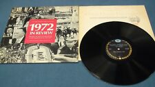 1972 In Review The Longines Symphonette Society~Living Sound SYS 5568