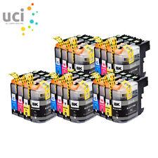 20 Ink Cartridge fits Brother LC-125 LC-127 XL DCP-J4110DW MFC-J4410DW J4510DW