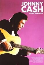 JOHNNY CASH CHORD SONGBOOK Guitar*