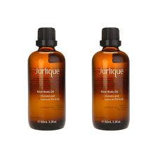 2X Jurlique Body Oil 3.3oz, 100ml Rose Tightening