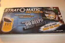 Strat-O-Matic Football Edition Game