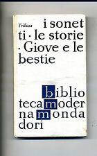 Trilussa # I SONETTI - LE STORIE - GIOVE E LE BESTIE # Mondadori 1964