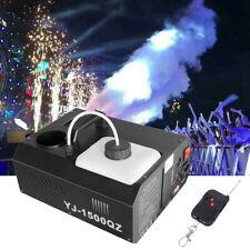 1500W Vertikale Nebel Nebelmaschine Upspray Fogger Stage Mit Wireless Remote