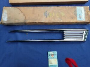 1941 Buick fender skirt spear, RH, NOS! moulding trim