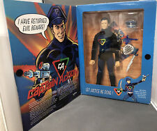 1998 Captain Action Posable Figure & Accessories by Playing Mantis
