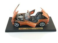 """Maisto special Edition Dodge Concept Vehicle 1:18 scale. """"Copperhead"""" diecast"""