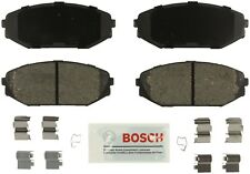 Front Blue Brake Pads with Hardware Bosch BE793H for Acura MDX Honda Odyssey