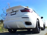 BMW X6 (E71) BOOT SPOILER