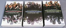 THE WALKING DEAD Compendium 1 2 3 (Issues #1-144) Image TPB One Two Three
