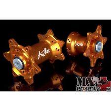 MOZZI KTM EXC 125 1990-2012 KITE ELITE POSTERIORE NERO/BLACK 20.206.0 EXC 125