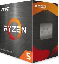 AMD Ryzen 5 5600X Box 6x 3.70GHz AM4 CPU mit Kühler Gaming Prozessor 6/12