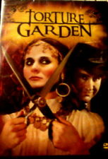 TORTURE GARDEN (1967) Jack Palance Burgess Meredith Peter Cushing Maurice Denham