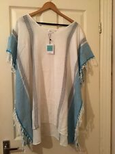 John Lewis Women Squared Kaftan One Size Fits All BNWT RRP 39