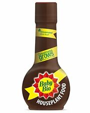 Baby Bio Original House Plant Food Conservatory Plants Concentrate 175 ml