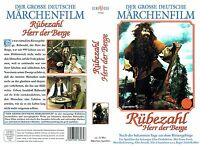 (VHS) Rübezahl - Herr der Berge - Franz Essel, Bobby Todd, Fritz Wepper (1957)