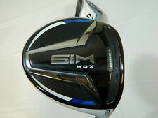 2020 TaylorMade SIM Max 15* 3 Fairway Wood Fujikura Ventus 6-S Stiff Graphite