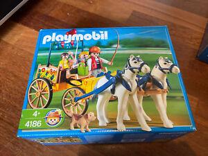 Playmobil Pferdekutsche 4186