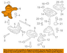 ford fusion engine mount diagram 2012 ford fusion engine diagram motor mounts for ford fusion | ebay