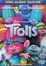 Trolls DVD Movie