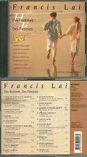 RARE / CD - FRANCIS LAI avec JOHNNY HALLYDAY, HARDY, DALIDA, HARDY / COMME NEUF