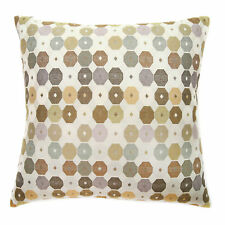 "TOSS by Daniel Stuart Studio Lucerne Abalone Throw Pillow 22"" x 22"" MSRP $175"