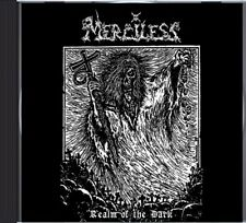 """MERCILESS """"Realm of the Dark"""" DEATH THRASH METAL CANNIBAL CORPSE ENTOMBED"""