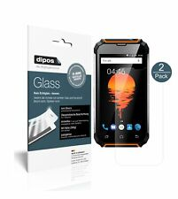 2x Geotel G1 Screen Protector matte Flexible Glass 9H dipos