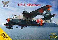Sova Model 72027 - 1/72 - Grumman UF-2 Albatross scale model aircraft plastic UK