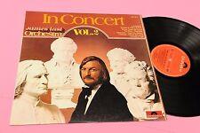JAMES LAST LP IN CONCERT ORIG ITALY 1975