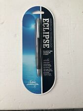 NEW ECLIPSE American Technology Fisher Space Pen Unopened In Blister Pak M Black