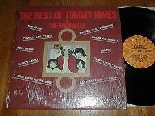 """TOMMY JAMES & THE SHONDELLS 1969  """"Best Of"""" LP w Crimson & Clover SHRINK NM-"""