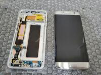 Great Samsung Galaxy S7 Edge G935 LCD Digitizer Screen Frame Silver - Medium SBI