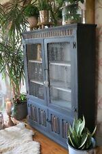 Solid Wood Display cabinet, cupboard.