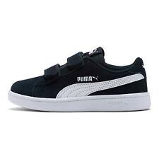 Puma Little Kids Smash v2 Suede Shoes