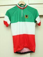 4fc56fb84 Sportful ITALIAN National Team Colors Pista Tricolor Cycling Jersey Men s XS